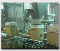 Automated Box Weight Filling System