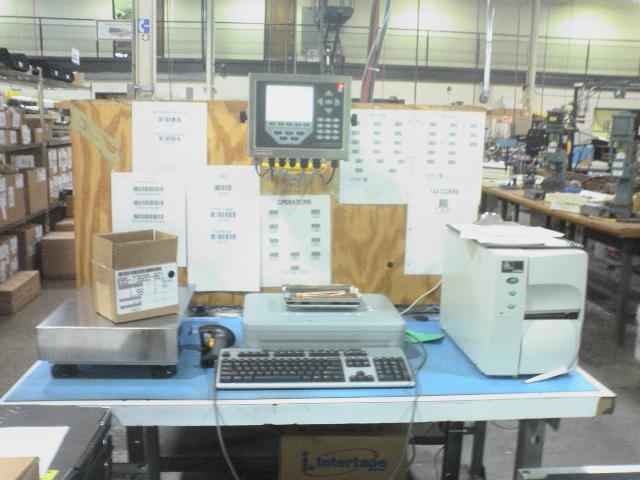 Counting and Labeling Counting Scale System